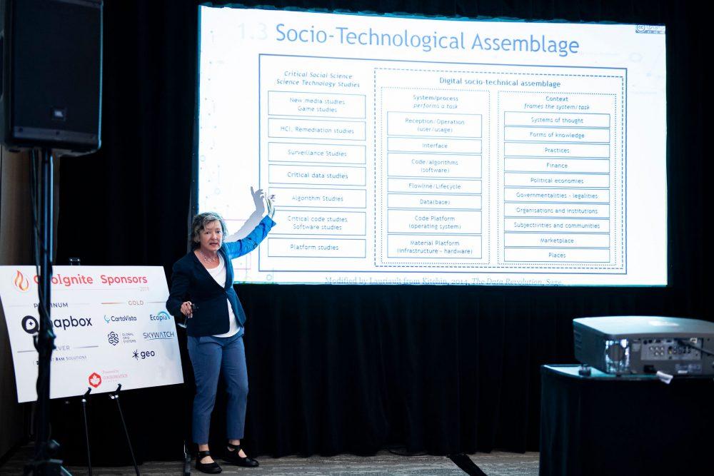 Socio-Technological Assemblage